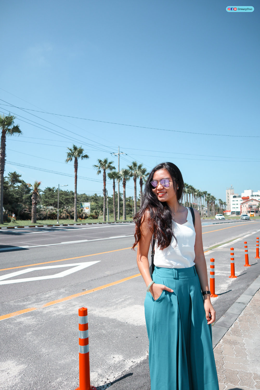 klook western jeju island tour, hyeopjae beach