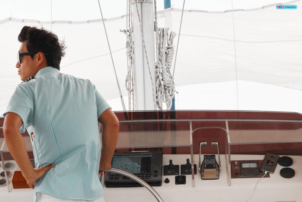 klook Jeju Yacht Sightseeing