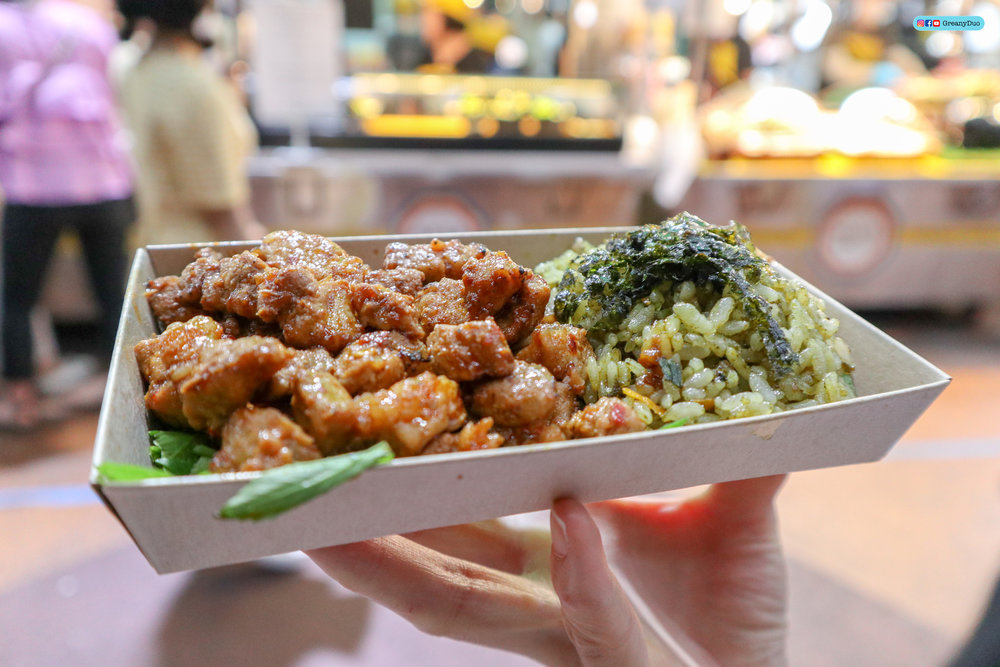 dongmun market streetfood