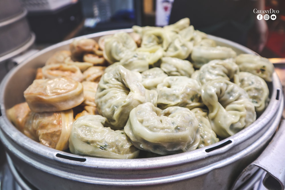 mandu, dongmun market, jeju