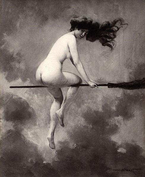 489px-Albert_Joseph_Pénot_-_Départ_pour_le_Sabbat_(1910).jpg