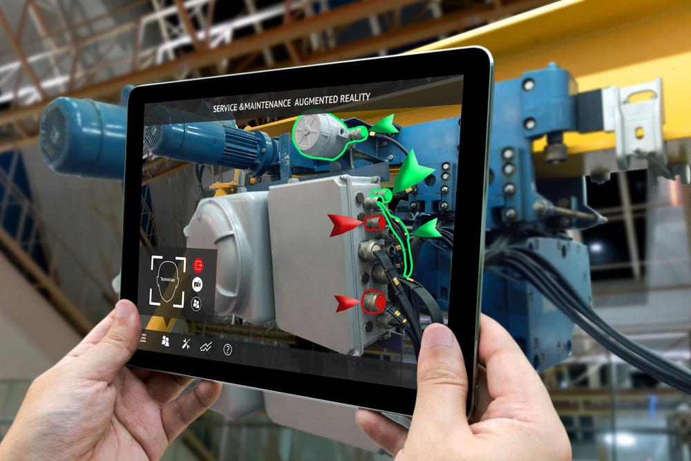 Aplicació GMAO orientada a la gestió integral del manteniment en temps real.