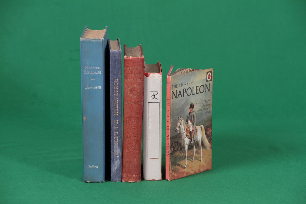 The Napoleon Biographies (1962-BG)