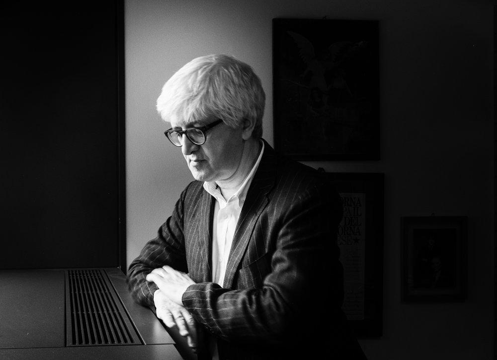 Beppe Severgnini | Editor in Chief at Corriere Della Sera