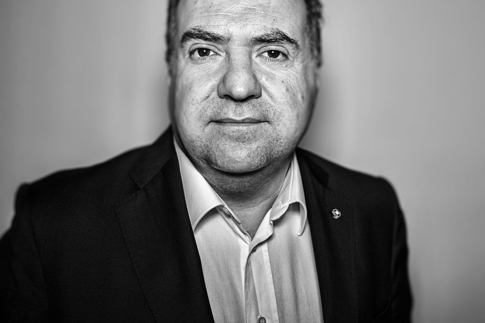 Luca Tomassini | CEO Vetrya Spa | Corporate Portrait