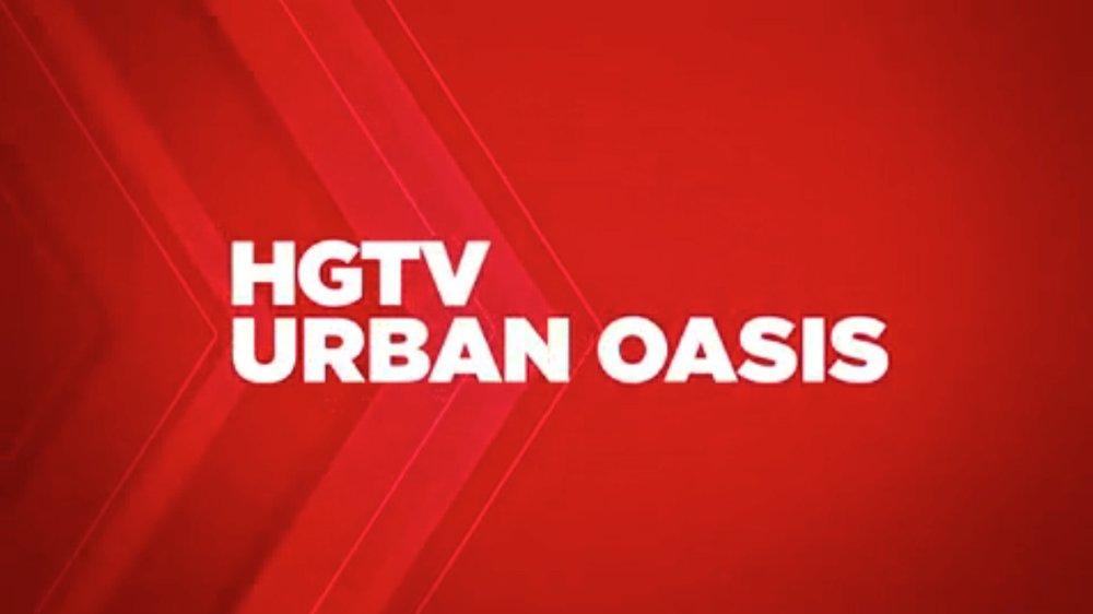 HGTV's Urban Oasis - HGTV