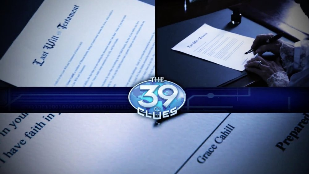 THE 39 CLUES - THEATRICAL/COMMERCIAL