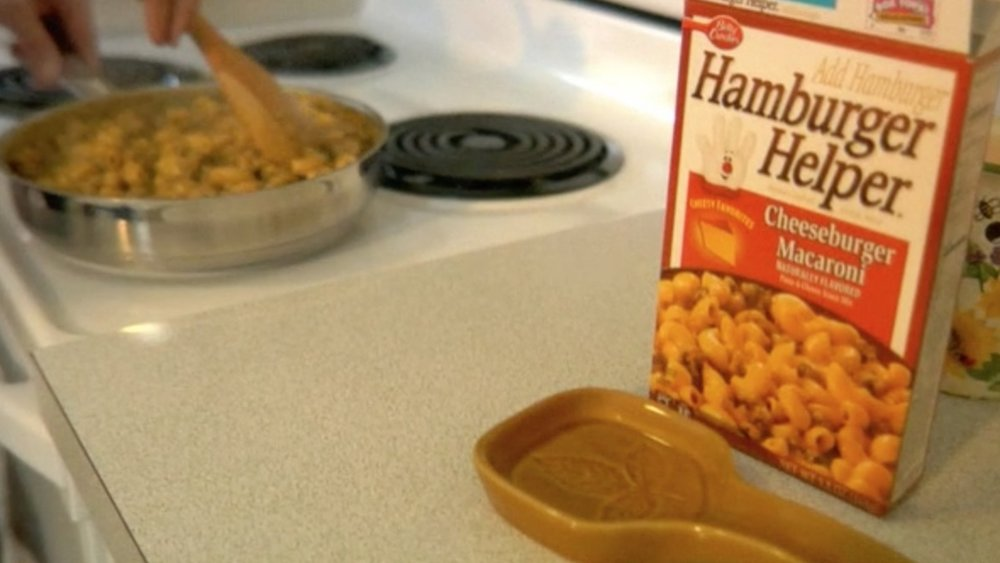 HAMBURGER HELPER : CHANGE - NATIONAL COMMERICAL