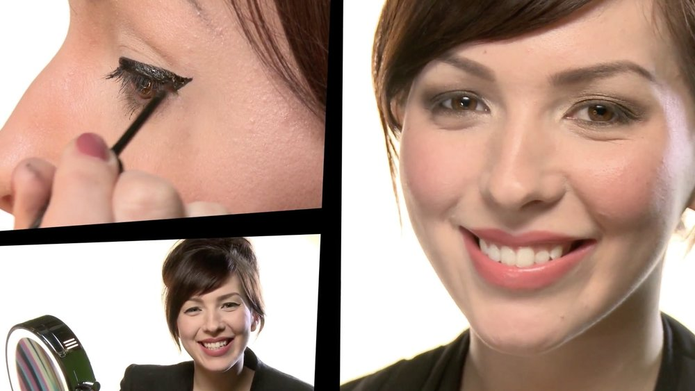 LOOK TV : MAKE UP ACADEMY - YOU TUBE/BEDROCKET
