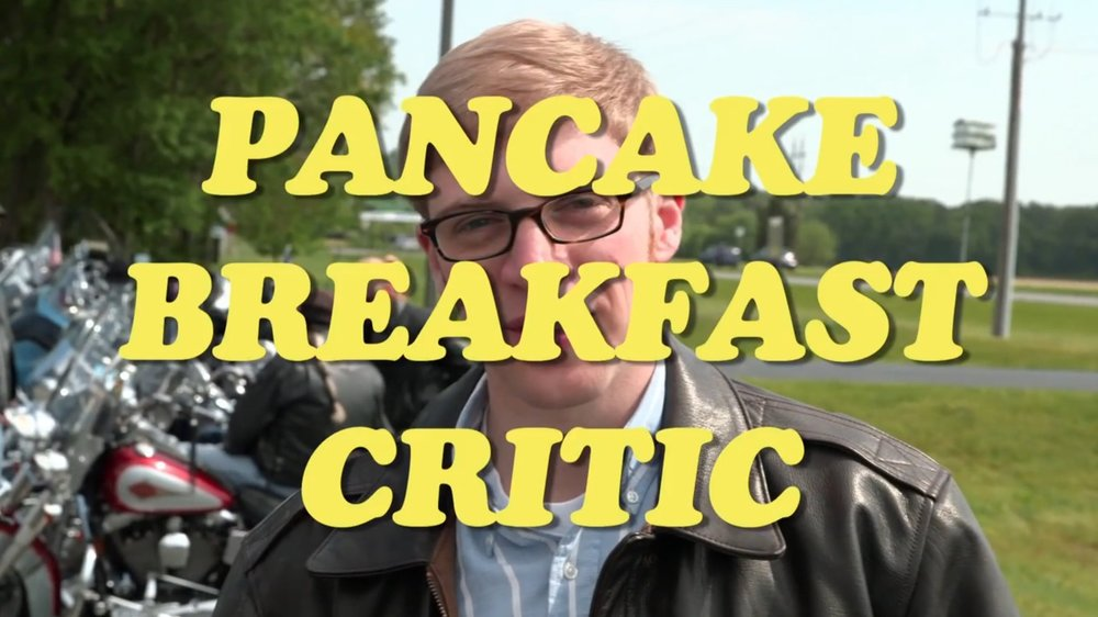 PANCAKE BREAKFAST CRITIC - MTV ONLINE SERIES