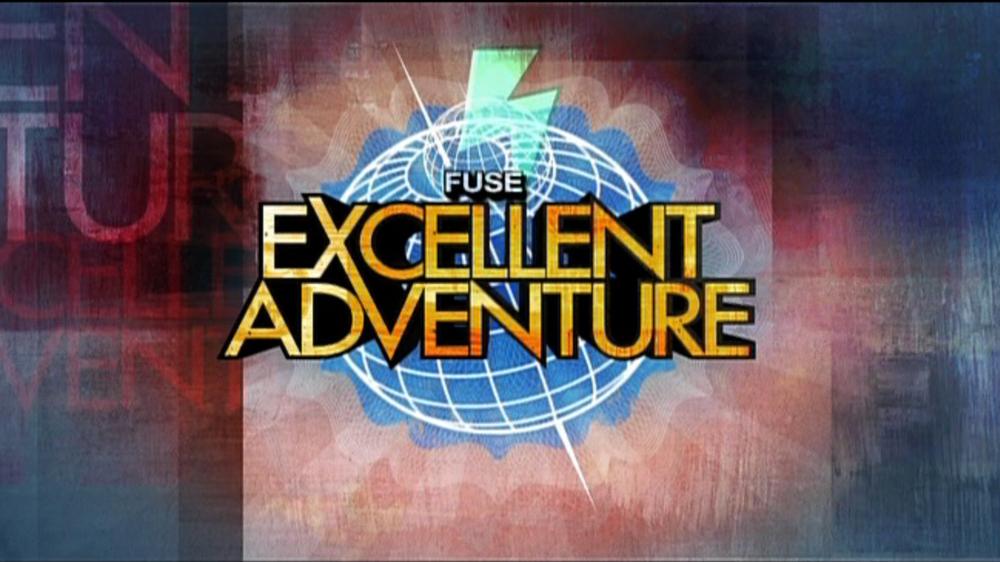 Fuse's Excellent Adventure - Fuse