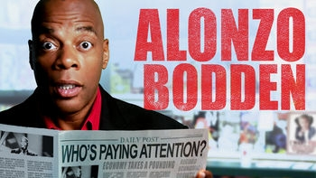 Alonzo Bodden - Who's Paying Attention - DVD SPEICAL/NETFLIX