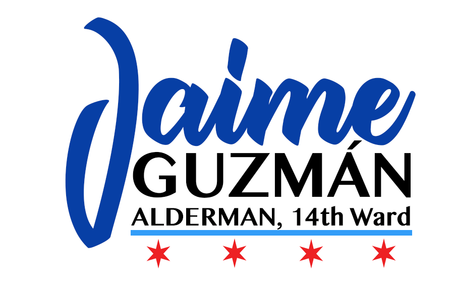 Support Jaime for Alderman