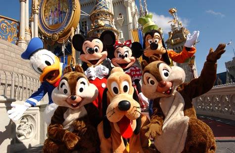 Walt-Disney-World-Disney-characters