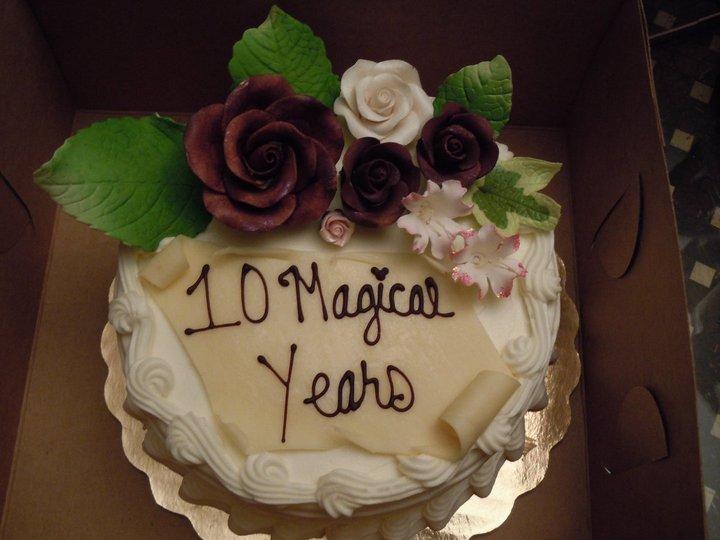 10 magical years