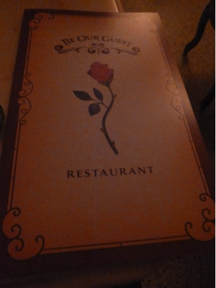 BOG menu