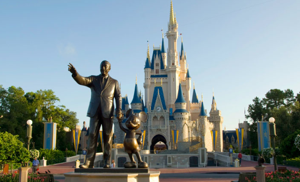 Walt Disney Resort  With four theme parks, two waterparks and twenty-three imaginative resorts to choose from, there are endless possibilities for family fun waiting for you at the Walt Disney World Resort..