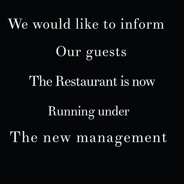 IMPORTANT ANNOUNCEMENT  Feast would like to thank all our customers for their support since we opened , however Feast is no longer under the same managment team. We wish the staff who remained, a very happy and prosperous future under the new management.
