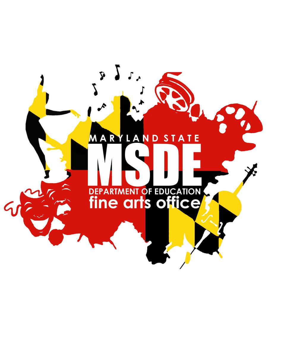MSDE Fine Arts Logo MD FLAG copy (1).jpg