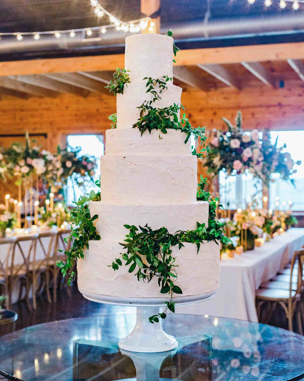 An Elevated barn wedding in arkansas