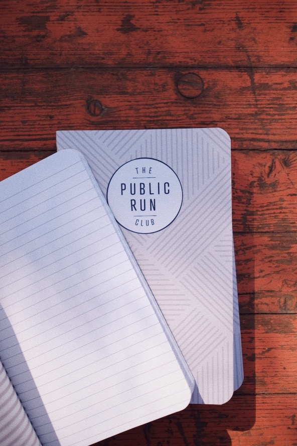 Public Run Club Journals