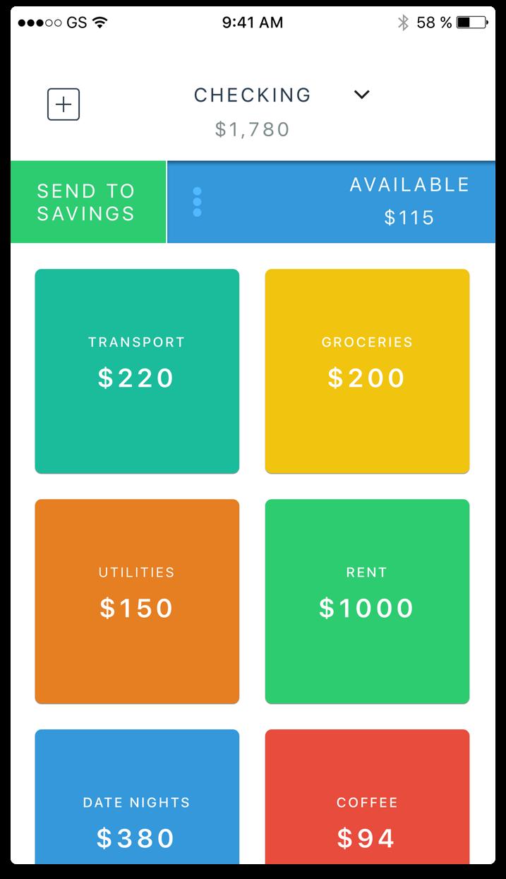 Send Remainder to Savings