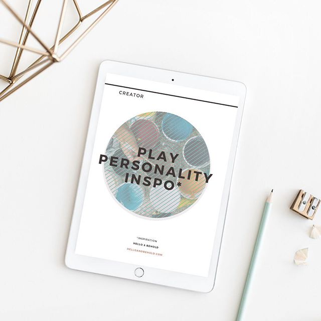 Ummmmmmmmmm have you taken the play personality quiz yet?!?! If not, get yer booty over there and find out what your play spirit animal is. ⠀ 🌯⠀ There are 8 play personalities and we're all at least one of them. It's real. It's true. It's all you. ⠀ 🌯⠀ And they're not mutually exclusive, meaning that you're more than likely more than one. Your results will reflect that - I give you a play personality profile showing your true drive for play, fun, all that jazz.⠀ 🌯⠀ This quiz was made in a moment of fun, so you can have yours.⠀ 🌯⠀ Message me for a link / or go to helloandbehold.com to take it THEN share it here! I wanna know whatcha get!