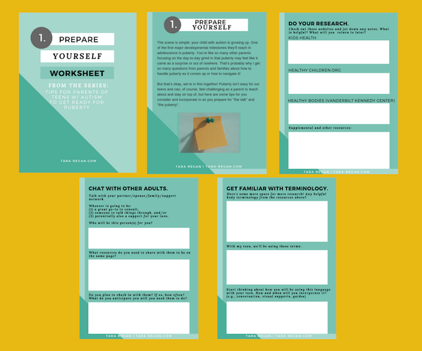 Worksheet template