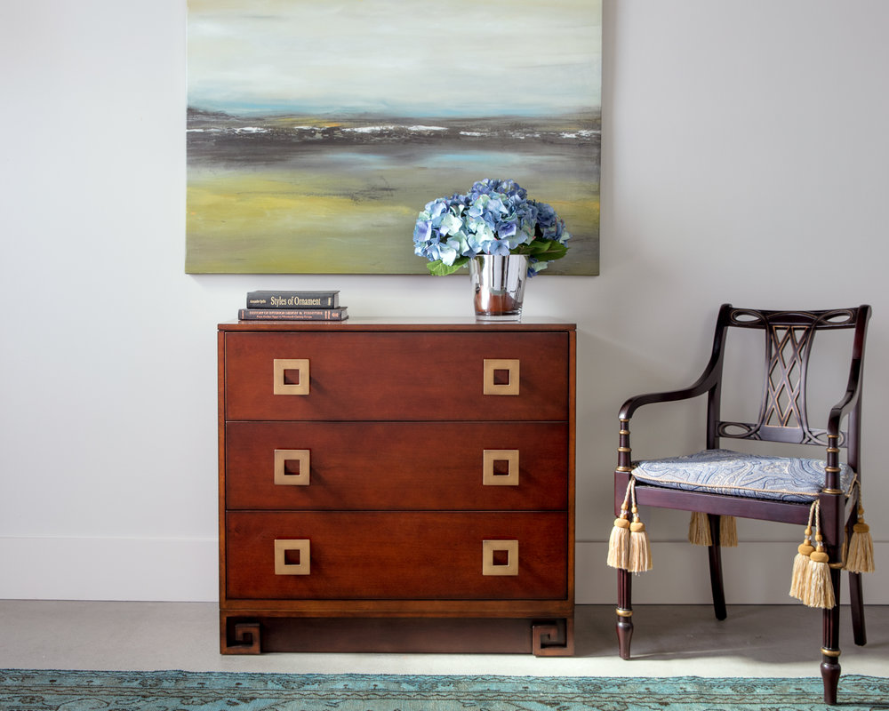 Facets 3-Drawer Chest