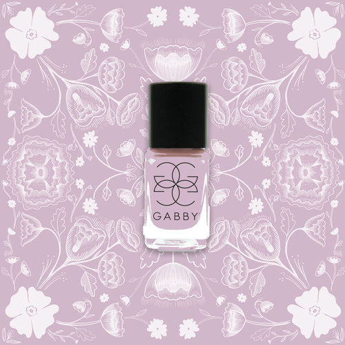 Orchid   - another Steelyard Nail Polish Trail veteran, Gabby always impresses with their color choice. And this Market will be no exception as they hand out   Orchid   in their showroom (IHFC W168) during their  brunch and book signing with Jeff Andrews  on Sunday from 11:00am - 1:00pm.