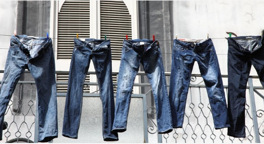 Washing denim is never a dry topic. Photo via Mainline Menswear