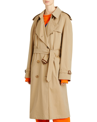 Burberry Westminster Trench Coat  $2,090.00