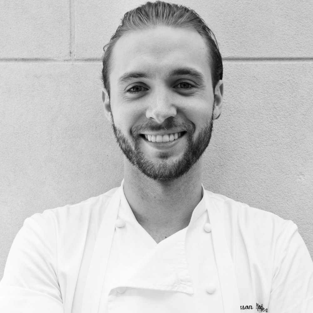 Manhatta - Jason Pfeifer joined Union Square Hospitality Group after graduating the Culinary Institute of America. He worked at Gramercy Tavern before accepting a Chef de Partie position at Per Se. He returned to USHG to join Maialino, ultimately becoming Executive Chef. In 2018, Jason opened Manhatta in Lower Manhattan.