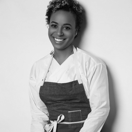 Henry at Life Hotel - Samantha Davis,the Chef de Cuisine at Henry's, pivoted from her career in cancer research to become a private chef, cooking for Leslie Jones, Adidas, and The Daily Show. The first-generation Jamaican-American previously brought her spicy culinary style to Melba's, Birds & Bubbles, Barneys New York, and Minton's before joining Ingrained Hospitality Concepts.