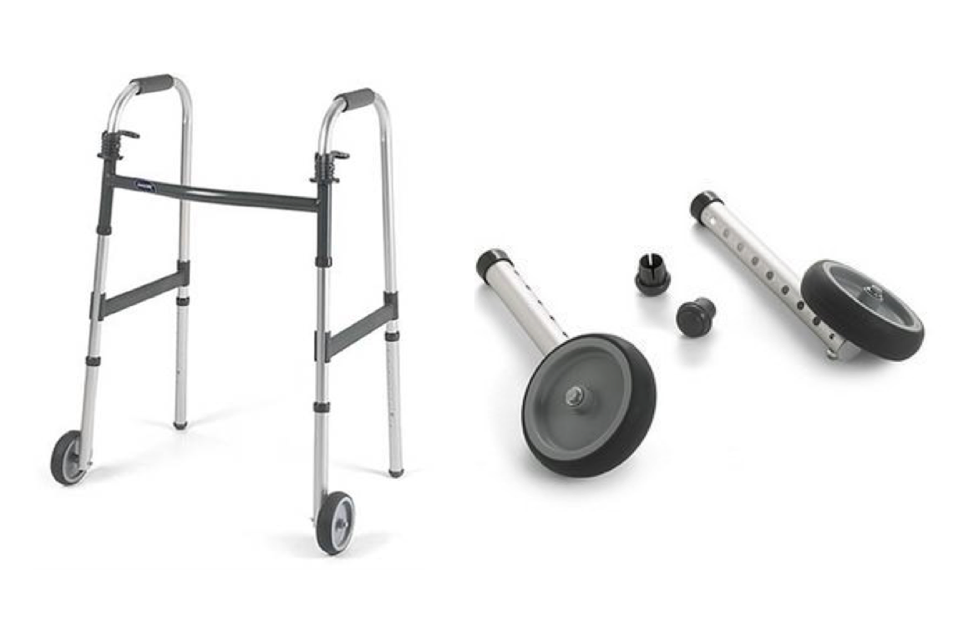 Basic Aluminum Walker with solid wheels.png