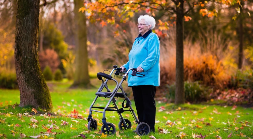 Ensure 24/7 use - Get an alert if they aren't using their walker throughout the day. Encourage them to go for a walk (with their walker, of course!)