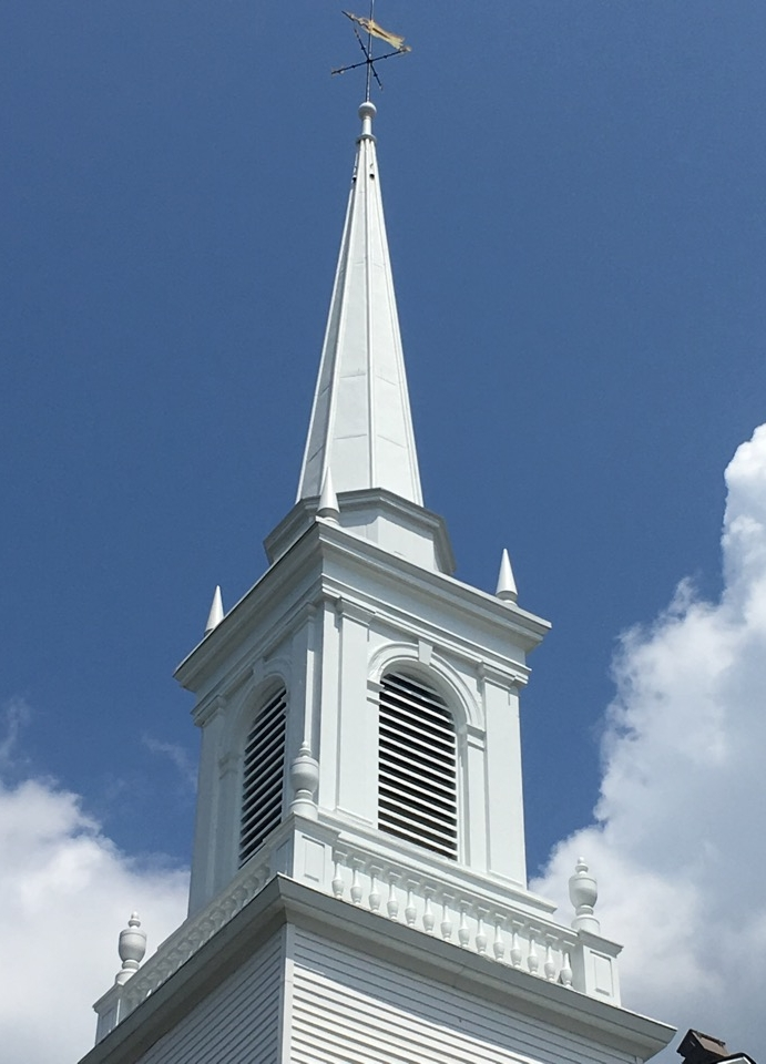Sunday Worship is at 10 a.m. - THE CHURCH OFFICE IS OPEN MONDAY THROUGH FRIDAY FROM 9 AM TO 2 PM
