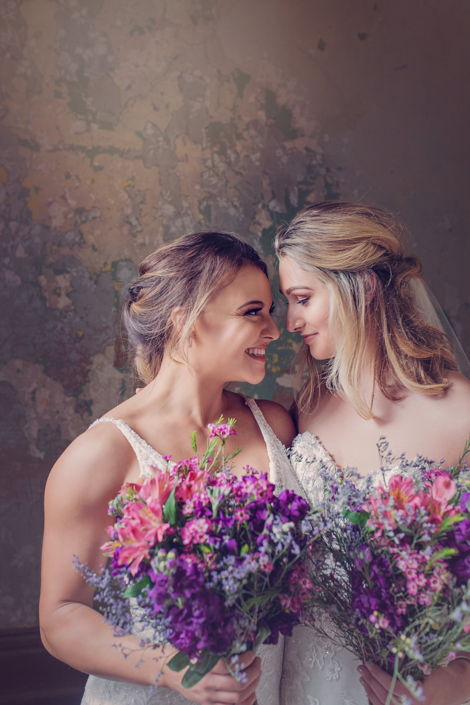 P ERCEPTION ART STUDIO | SAME SEX WEDDING | SHAWSHANK PRISON | CINCINNATI WEDDING PHOTOGRAPHY