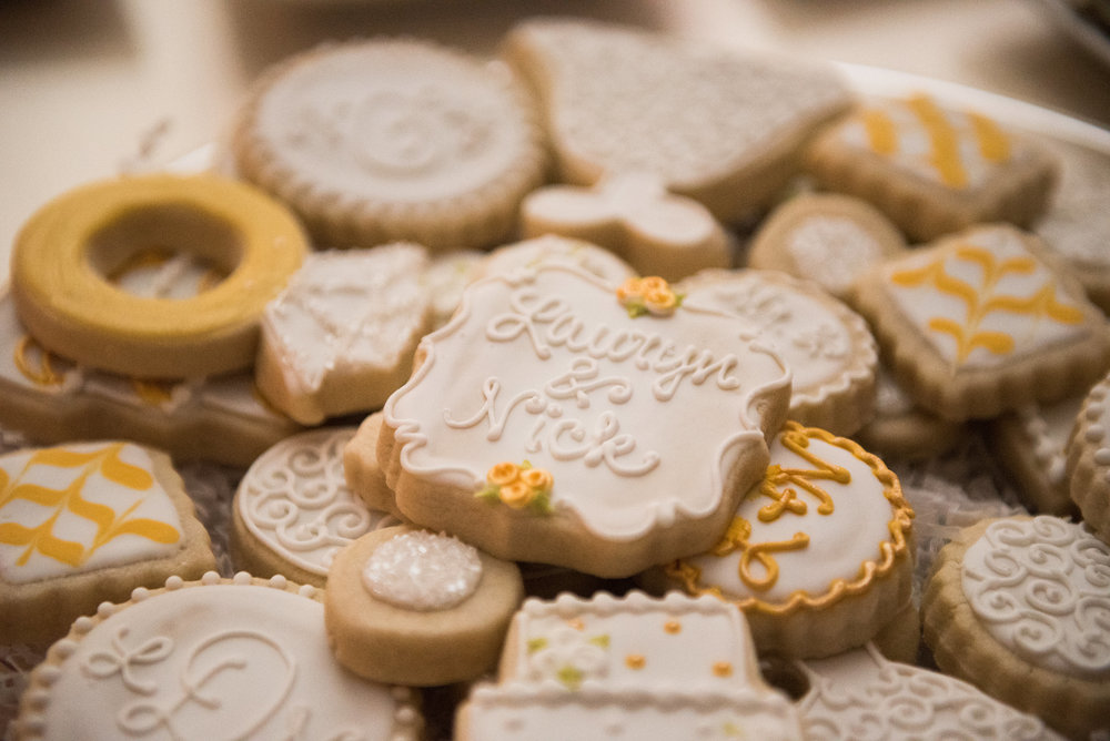 cookies-weddingreception