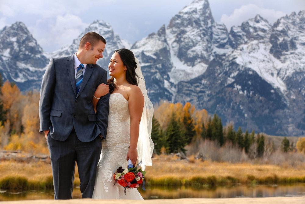 NATIONAL PARK WEDDING - SHERRI BARBER PHOTOGRAPHY - DESTINATION WEDDING PLANNER