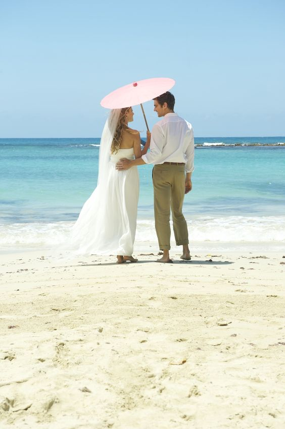 SANDALS RESORT WEDDING - DESTINATION WEDDING - BEACH WEDDING