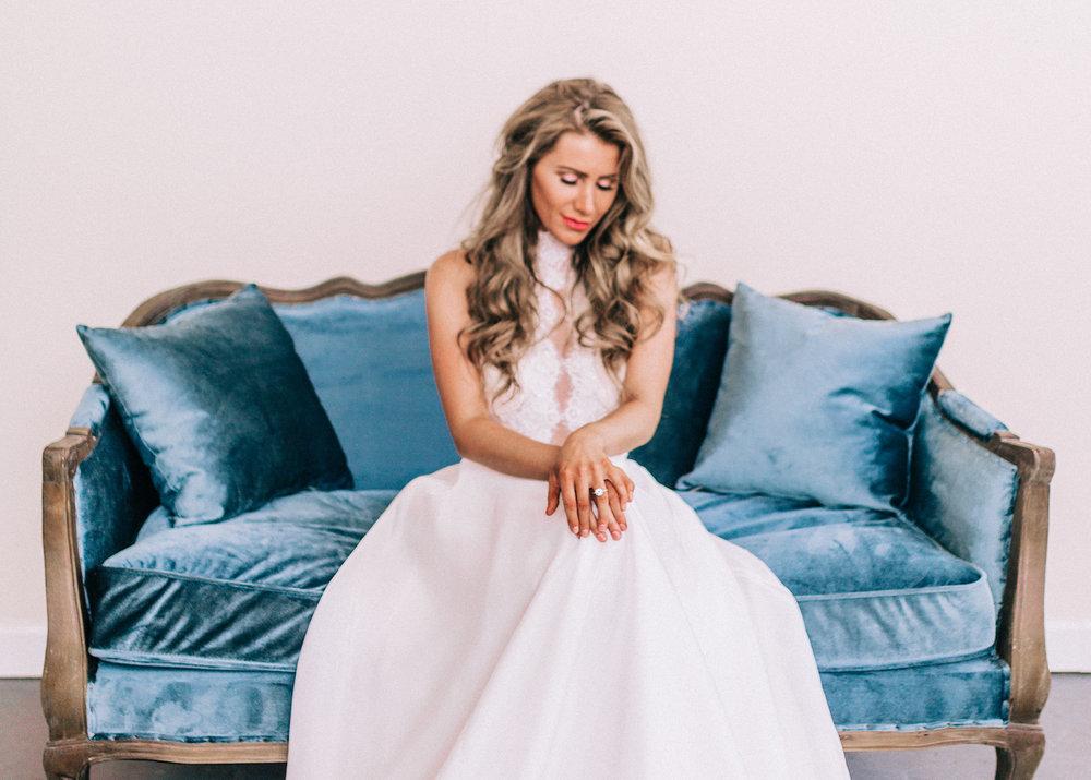 ec57db99aa47 FEATURED: Tacari Weddings / Parisian Bridal & Boudoir Photo Shoot /  Emma McMahan Photography