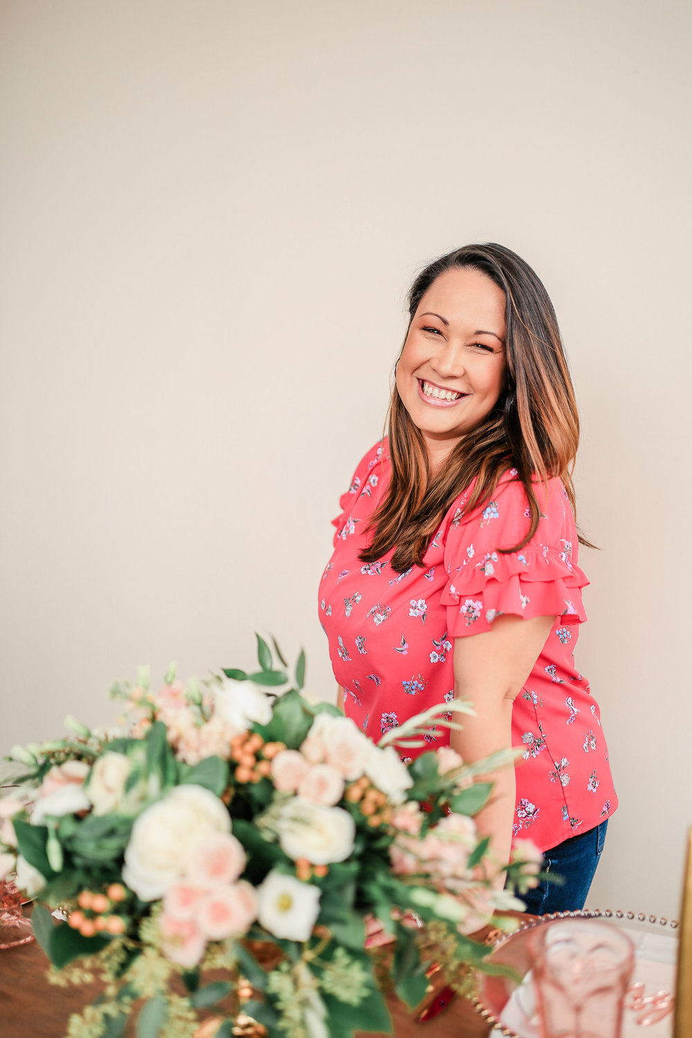 Hello, Lovely! - I'm Karen. I enjoy creating all the pretty things for wedding days as well as building fantastic relationships with my beautiful couples. Enjoying the wedding planning journey is important and I am here to make that possible! I can't wait to meet you!
