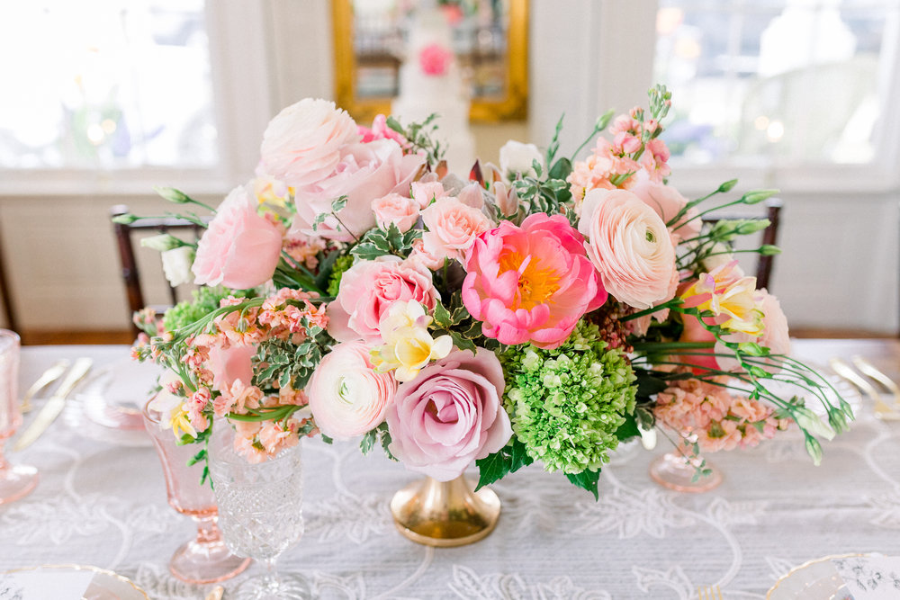 """How May We Help? - From full planning and design to wedding management (formerly known as """"day of coordination"""") we do it all. We look forward to making everything stress free and fun for you!"""