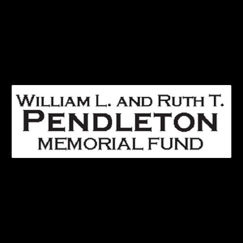 William L. and Ruth T. Pendleton Memorial Fund.png