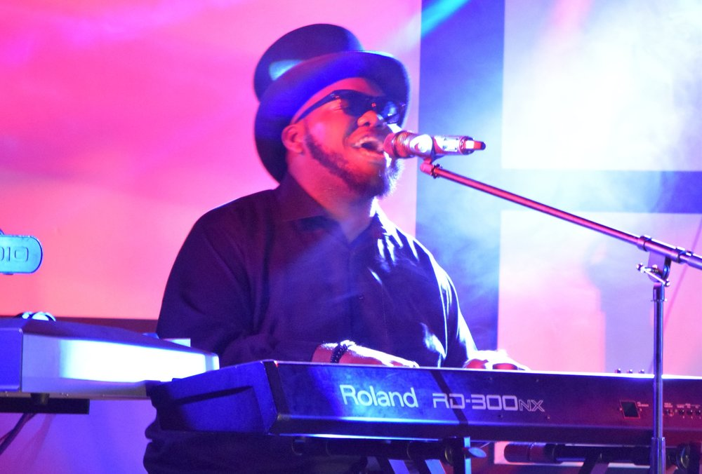 Curt Keyz - Keyboards/Vocals-David Paich
