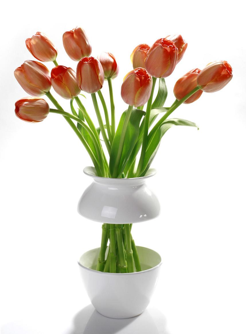 accessories-decoration-ideas-divine-dining-room-decoration-with-red-tulip-flower-in-vase-and-round-white-porcelain-unusual-flower-vase-adorable-decorating-design-ideas-using-unusual-flower-vase.jpg