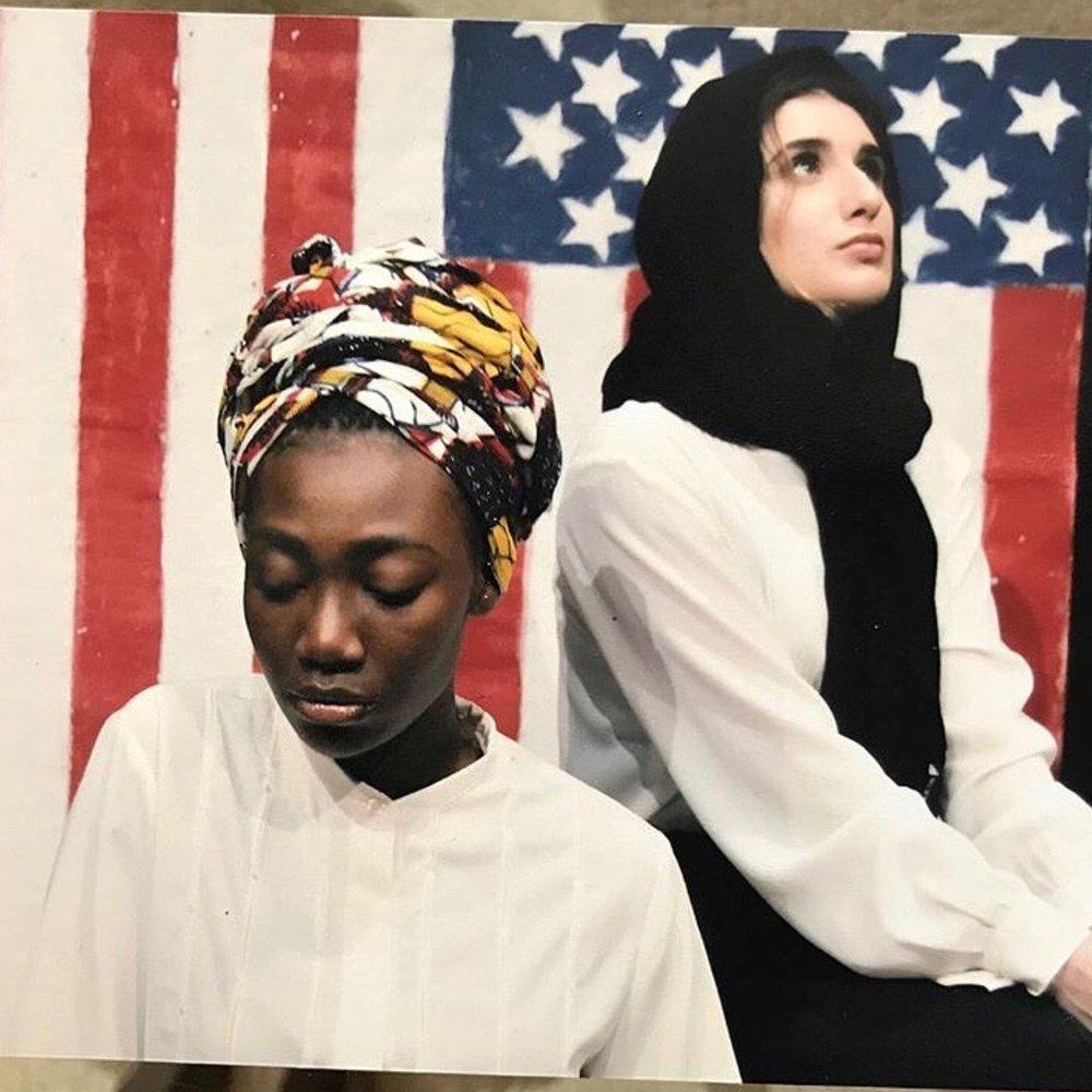 """""""The Sisters"""" by Tiana Espinoza"""