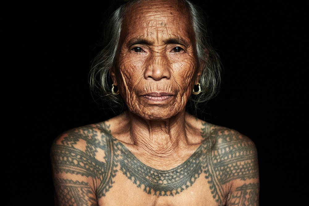 Adam Koziol via fubiz.com | tribal woman