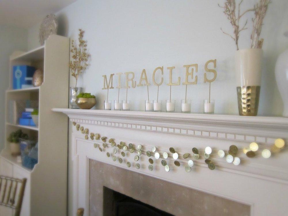 Chanukah Decor Ideas by At Home Interiors